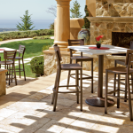 Telescope Casual Avant MGP Aluminum Patio Furniture