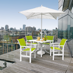 Telescope Casual Leeward MGP Sling Patio Furniture