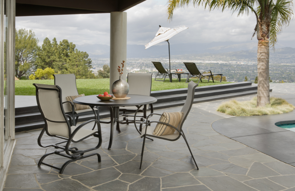 telescope casual primera sling patio furniture country