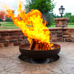 American Steel Outdoor Fire Pits