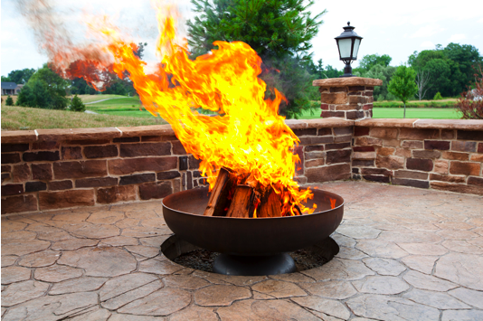 American Steel Fire Pits American Made Fire Pits