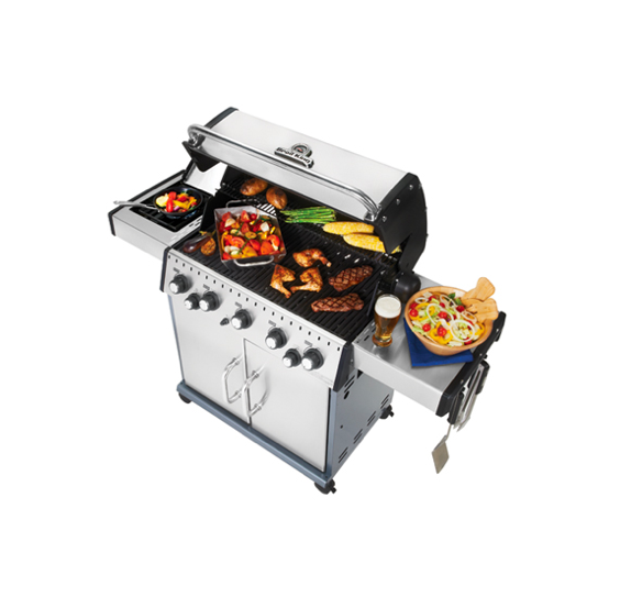 Broil King Baron Series 590