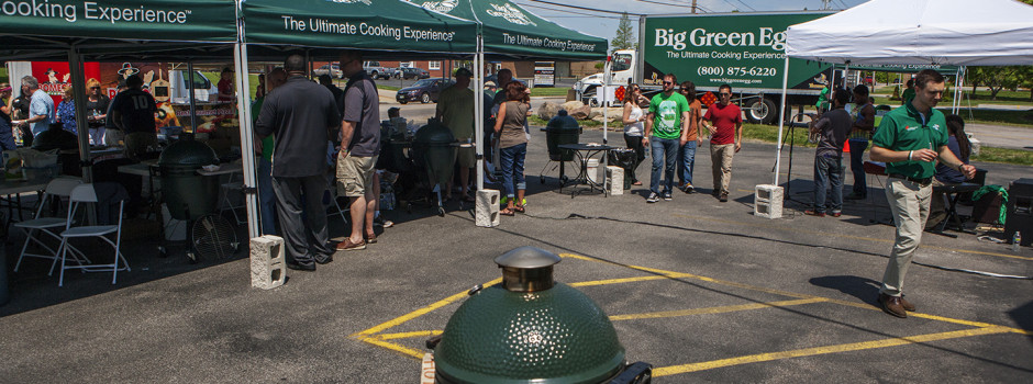 Big Green Egg North Coast EGGfest