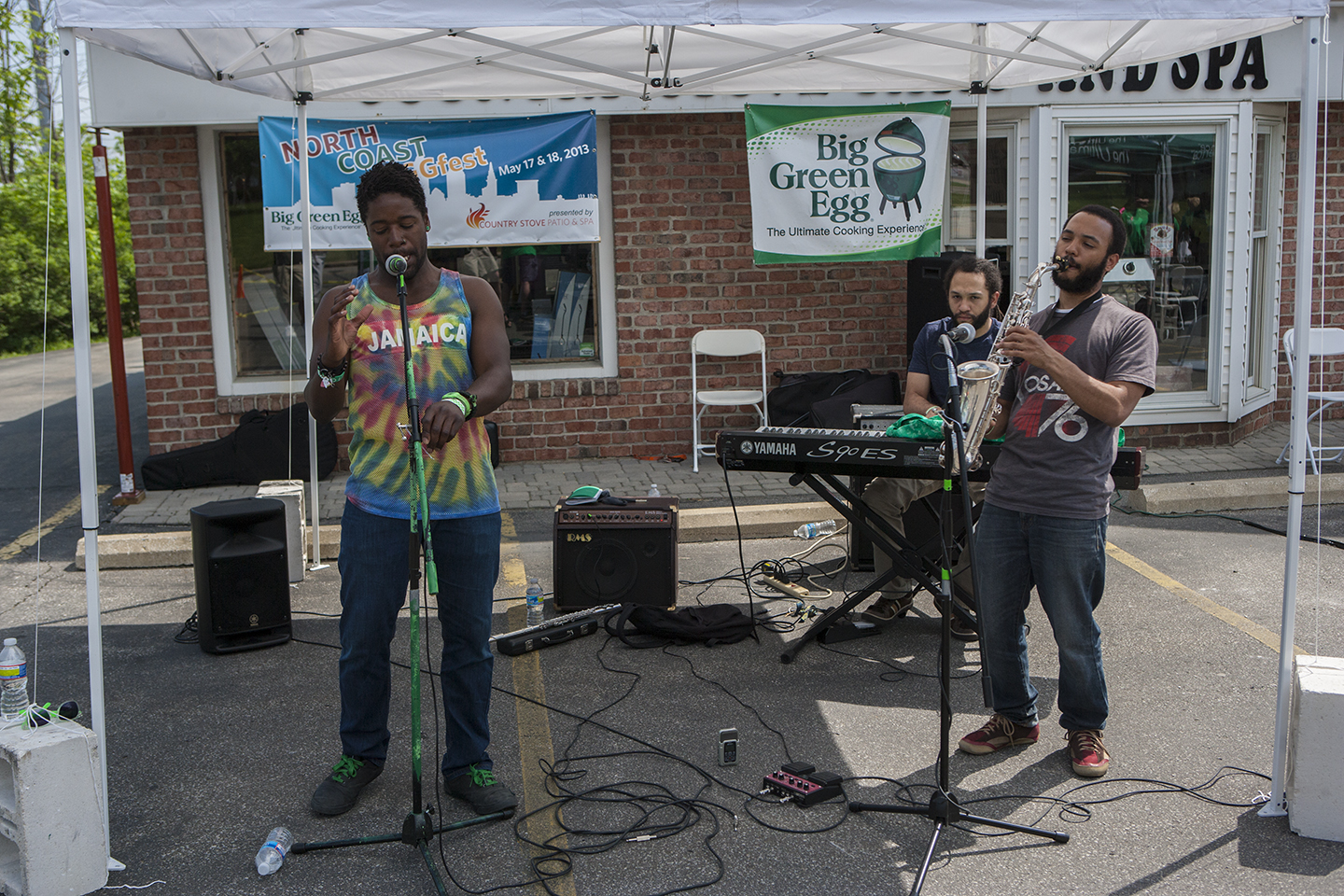 """North Coast EGGfest with """"Flow Spontaneous"""" Jamming"""