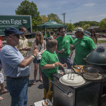 North Coast EGGfest Smoked Jalapeno Cooking Demonstration
