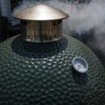 North Coast EGGfest Large Big Green Egg Smoking