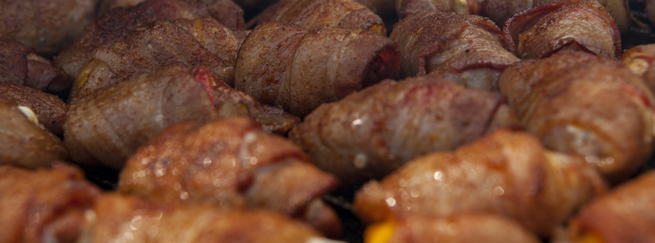 North Coast EGGfest Smoked ABTs