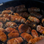 North Coast EGGfest Smoked Atomic Buffalo Turds
