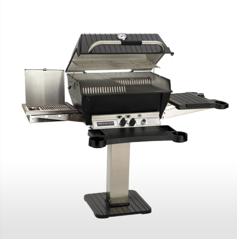 Broilmaster Natural Gas Grill Patio Base