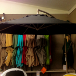 Cantilever Outdoor Umbrellas