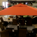 10' Market Umbrellas
