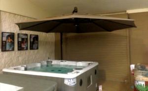 Sunbrella Cantilever Shade Umbrellas
