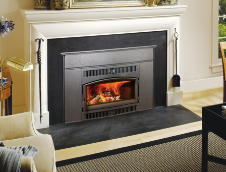 Lopi Cape Cod Wood Fireplace Insert
