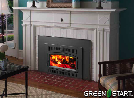 Lopi Declaration Plus Wood Fireplace Insert