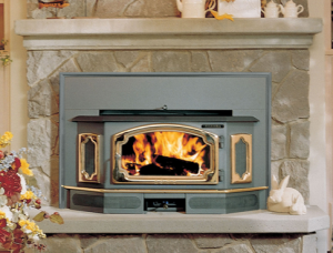 Lopi Freedom Bay Wood Fireplace Insert