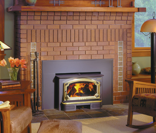 Wood Burning Inserts - Fireplace Inserts - Wood Stove Inserts