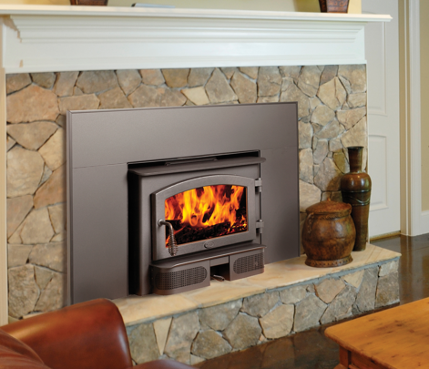 Lopi Republic 1250i Wood Stove Insert