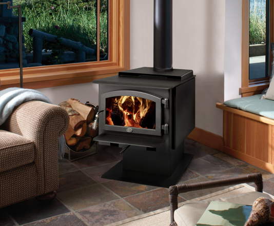 Lopi Republic 1750 Wood Stove