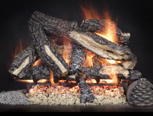 Campfire Vented Gas Log Set