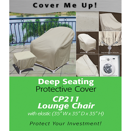 Patio Furniture Covers | Lounge Chair Cover