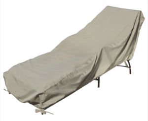 Patio Furniture Covers  Small Chaise Lounge Cover