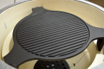 Big Green Egg Large Cast Iron Plate Setter