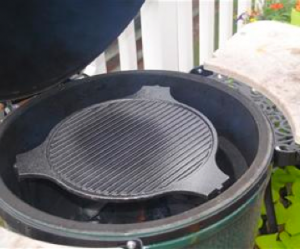 Cast Iron Plate Setter Big Green Egg