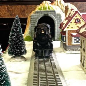 Lionel O guage Polar Express