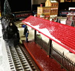 2012 Christmas Train Display