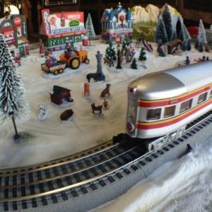2013 christmas train