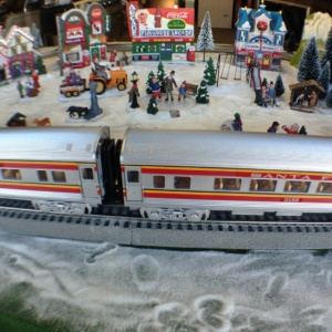 2013 Christmas Train Display