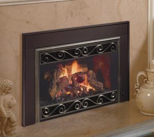 Mendota D Series Gas Fireplace Inserts