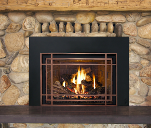 mendota gas fireplace inserts