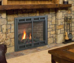 ambiance intrigue direct vent gas fireplace
