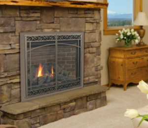 ambiance intrigue direct vent gas fireplaces