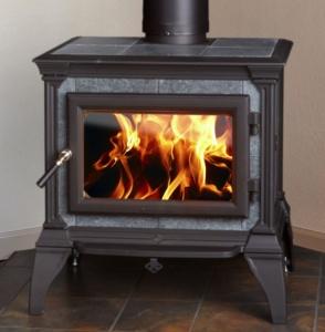 Hearthstone castle ton wood stove