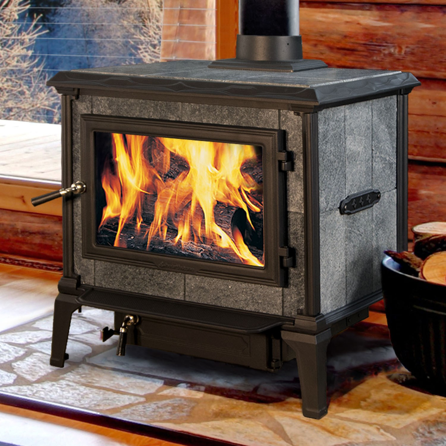 HearthStone Soap Stone Wood Stoves
