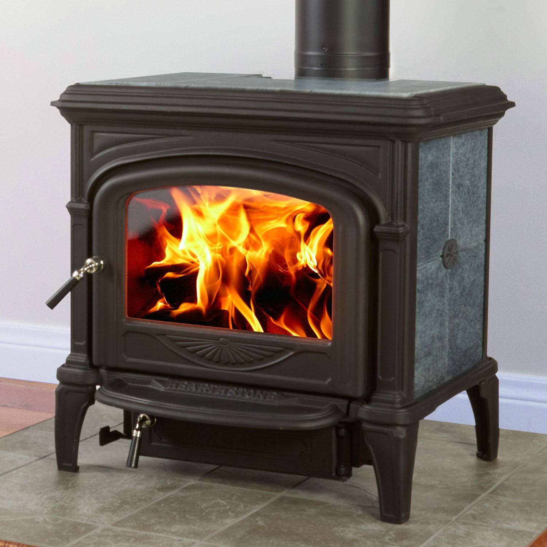 Hearthstone Phoenix 8612 Soap Stone Wood Stove Cleveland