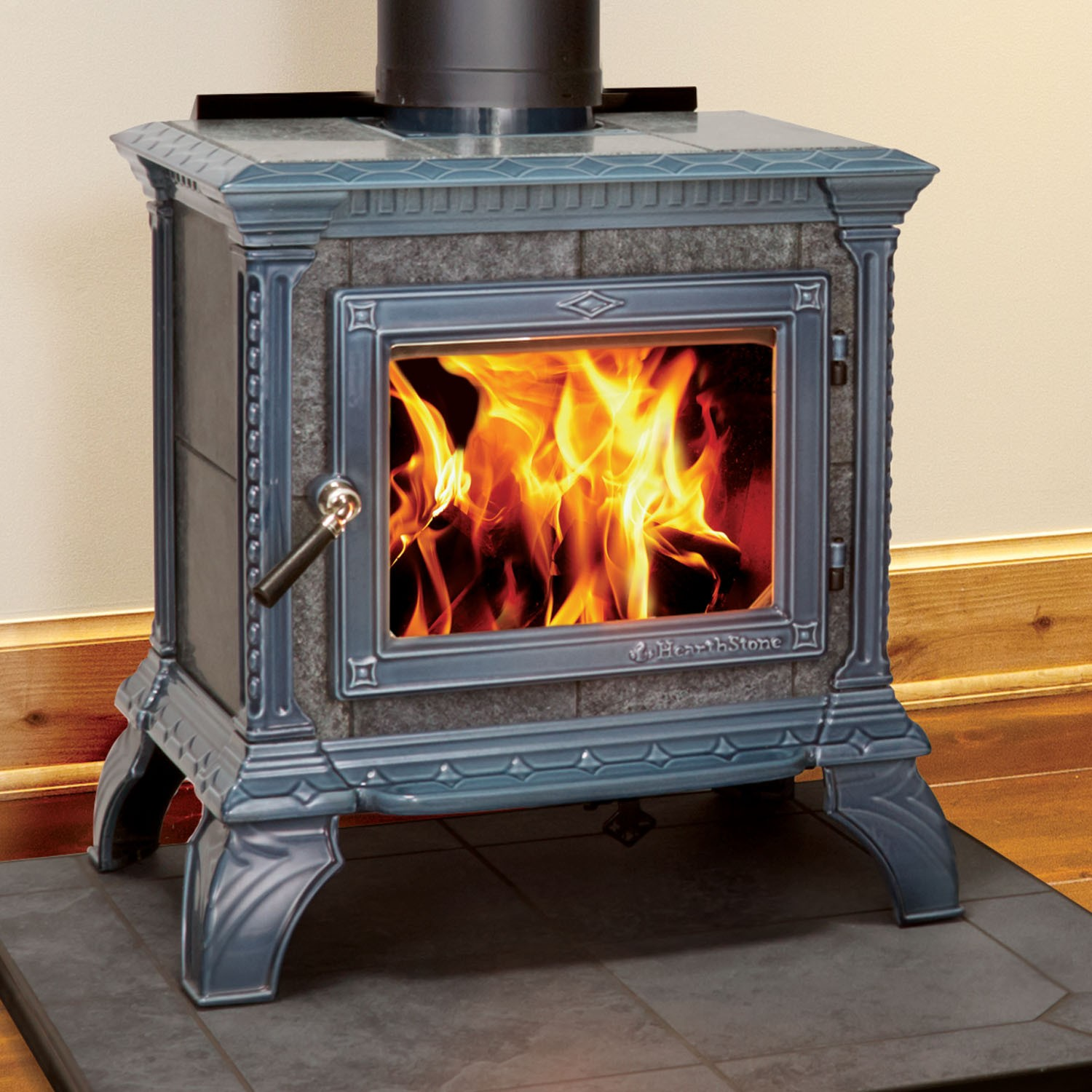 Hearthstone Tribute 8040 Soap Stone Wood Stove Cleveland