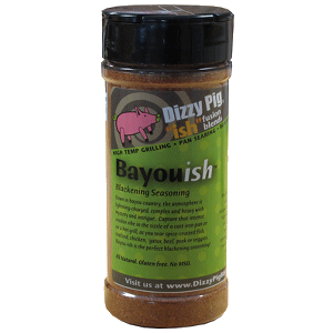 Dizzy Pig Bayou-ish Seasoning