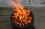 Smokeless Wood Pellet Fire Pit Pellet Fire Pit