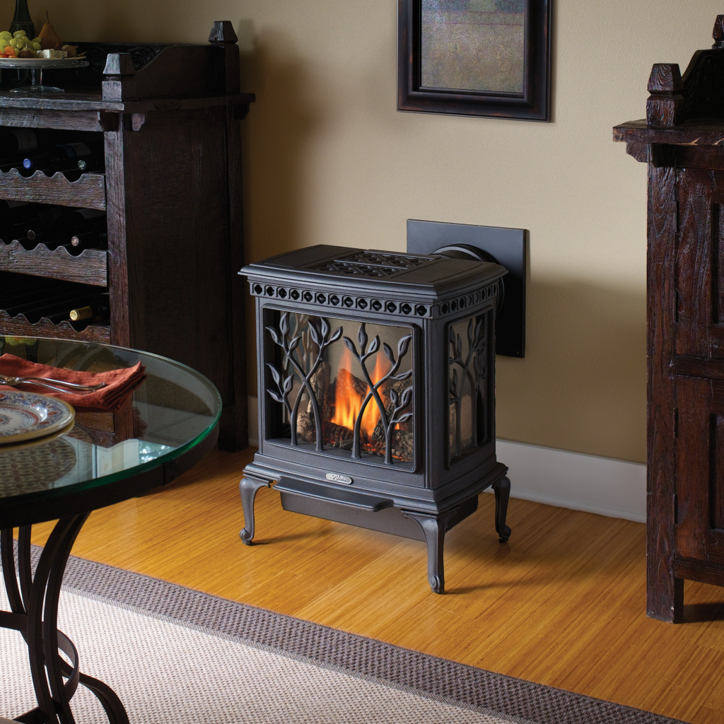 Avalon Eden Direct Vent Gas Stove Country Stove And Patio