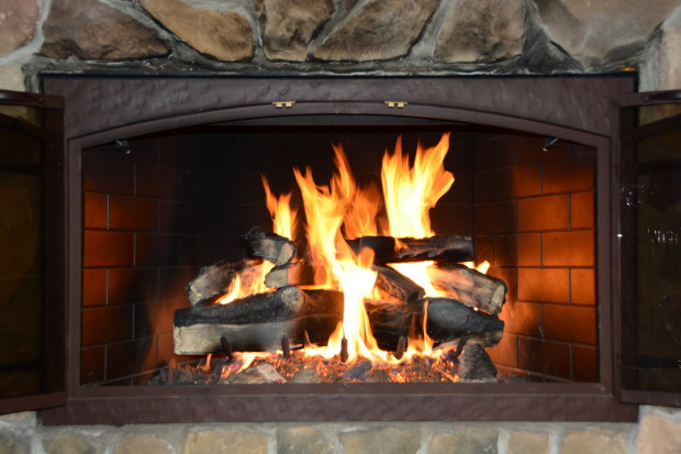 fireplace gas logs cleveland