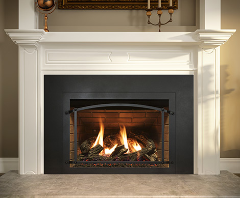 Ambiance Inspiration Mission Gas Fireplace Inserts