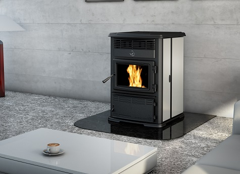 enerzone eurostar pellet stove country stove co.