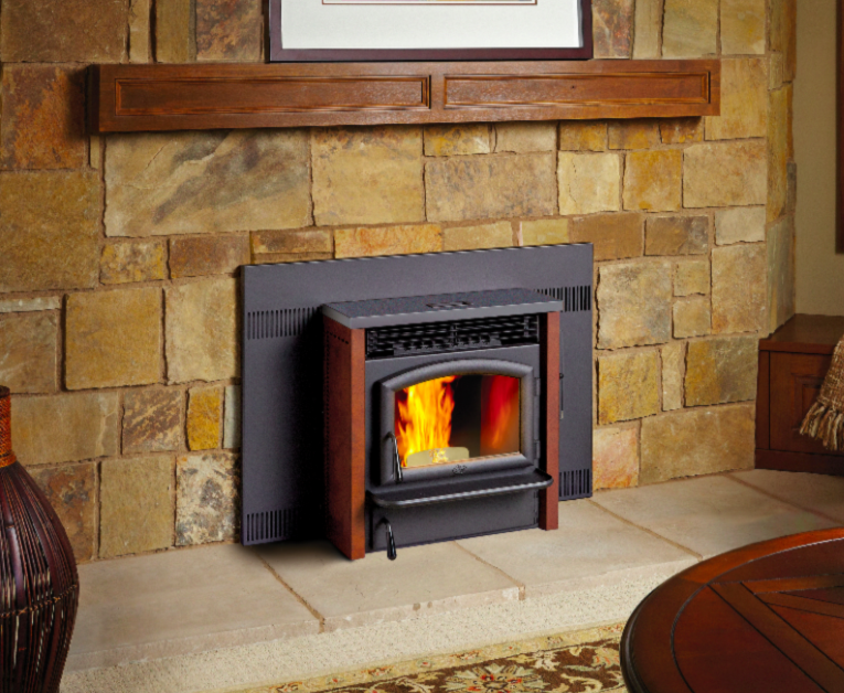 fireplace inserts pellet stoves insert goldrim wood in