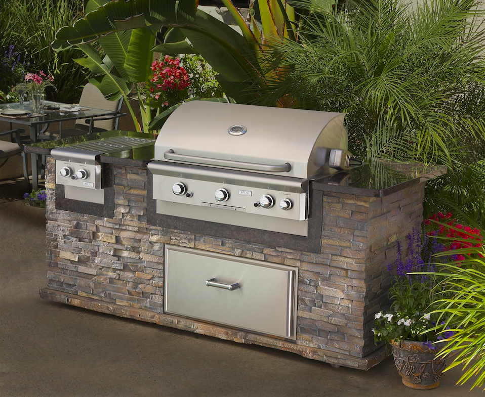 american outdoor grills cleveland country stove patio and spa. Black Bedroom Furniture Sets. Home Design Ideas