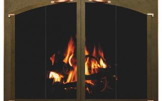 Stoll masonry fireplace glass doors cleveland ohio stoll masonry fireplace glass doors planetlyrics Choice Image