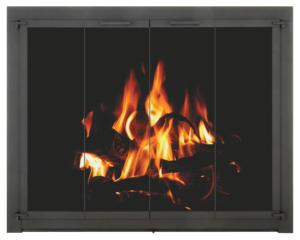 country stove patio stoll original fireplace glass door