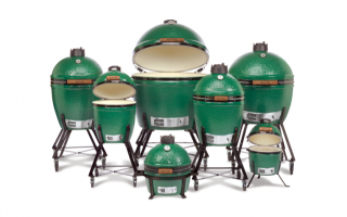 country stove patio spa big green egg smokers